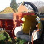 Gestion des déchets après abattage, élagage - Broyeur